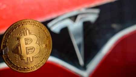 Tesla sold $272 million worth of Bitcoin