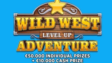 BitStarz: Wild West Level Up Adventure