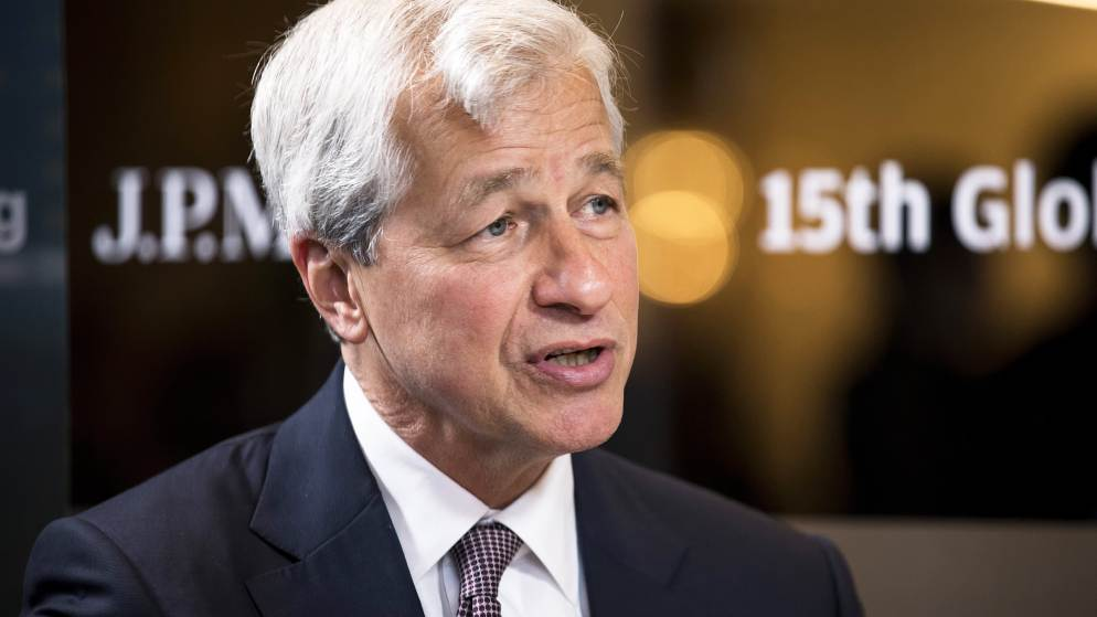 JPMorgan CEO urges authorities to pay attention to bitcoin