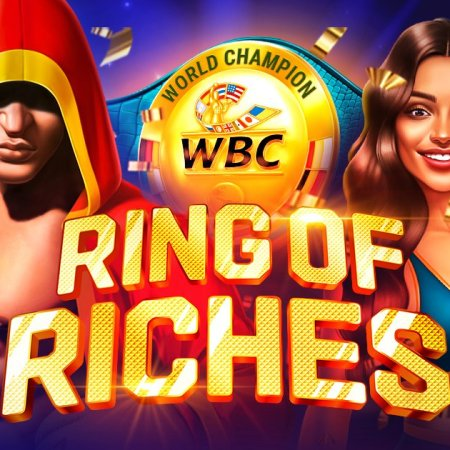 """BGaming releases new slot called """"WBC Ring of Riches"""""""
