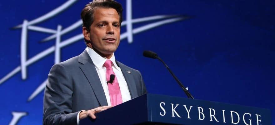 SkyBridge Capital's Anthony Scaramucci on bitcoin