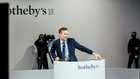 Sotheby's to accept Bitcoin and Ethereum for an upcoming auction