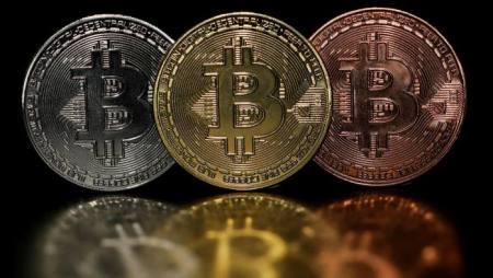 Bitcoin shows big price volatility
