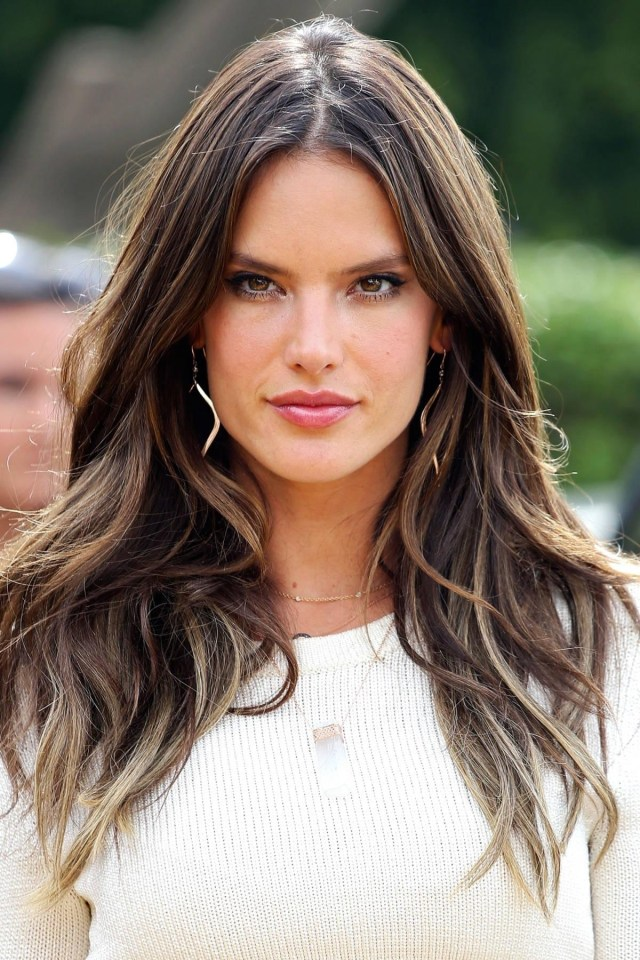 straight hairstyles curly hair - best curly hairstyles