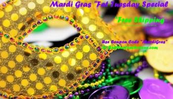 Mardi Gras gold mask pic