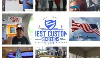 17 year anniversary of Best Custom Screens. We are proud to keep families healthy by providing the best custom screens.