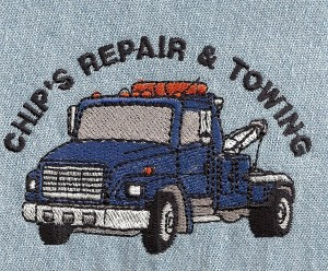 Chip's Repair - Adver-Tees Best Deal on Shirts