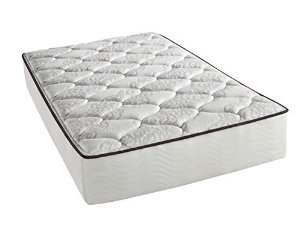 9 Twin Size Medium Soft Pocketed Coil Spring Mattress Only High Density Foam And Polyester Layering Fits Standard Beds Frames