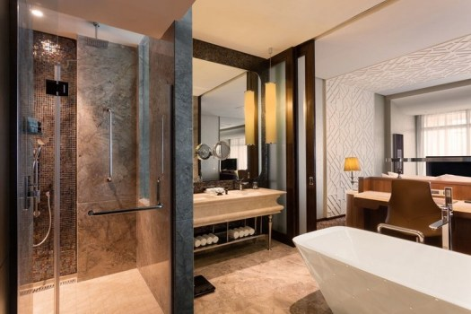 Check Out The Greenest Luxury Hotel Chain in The World luxury hotel chain Check Out The Greenest Luxury Hotel Chain in The World ITC20One20Bathroom20 20ITC20Kohenur