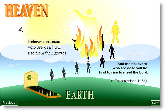 Return of Jesus 4