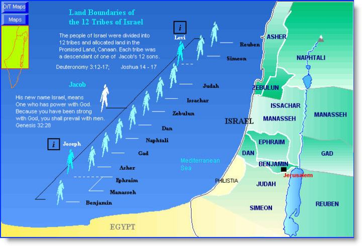Tribes of Israel