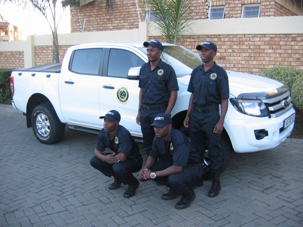 Bodyguard Services Germiston