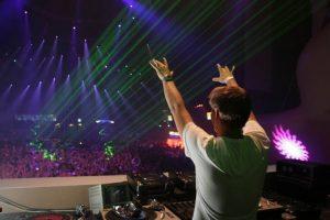 Armin van Buuren Turntables