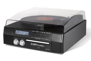 Convert Vinyls to CD and Digital