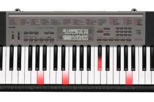 Casio LK165 Lighted Key Premium Keyboard Review