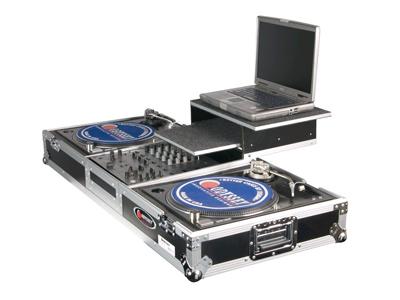 Odyssey FZGSBM12W Vinyl DJ Coffin Case