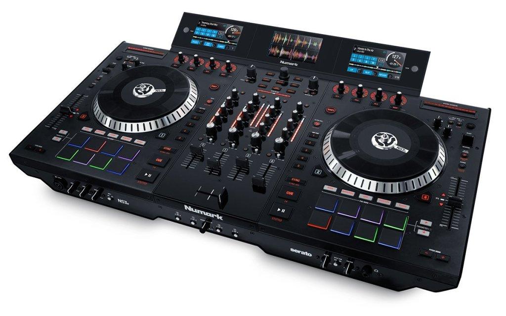 NS7III DJ controller