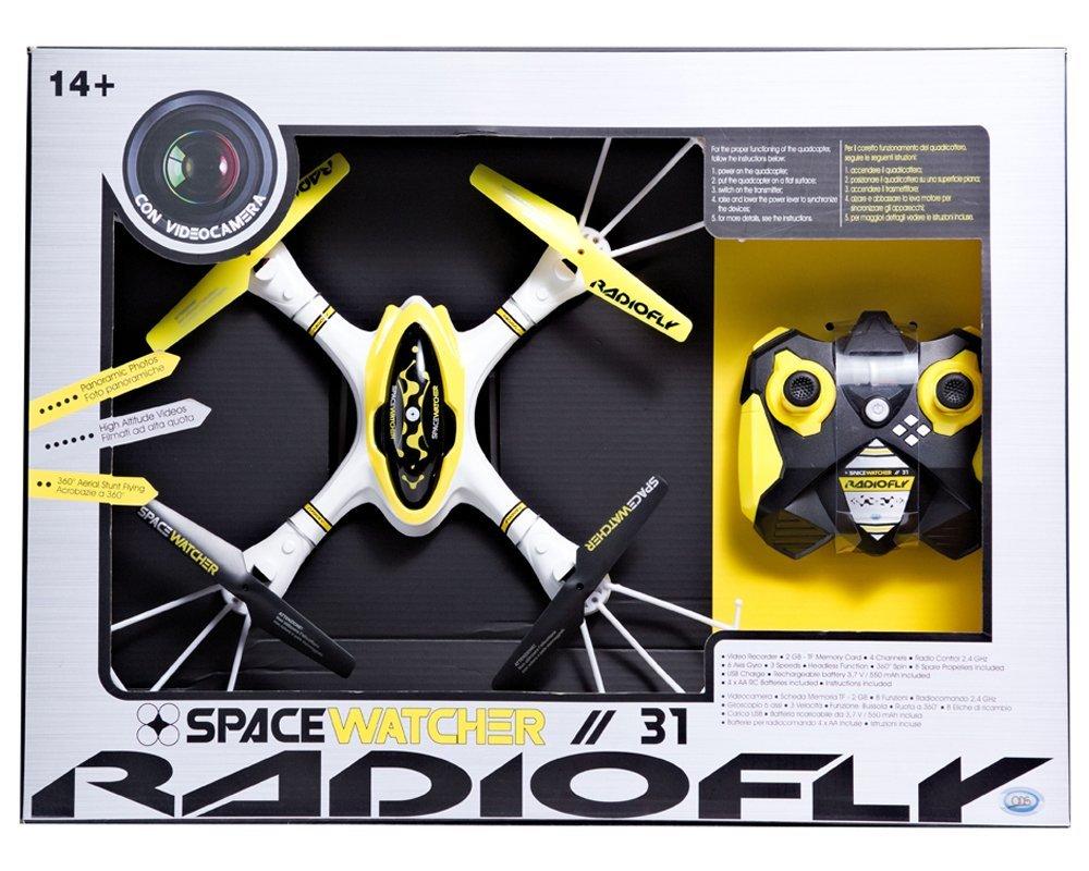 Radiofly SpaceWatcher:
