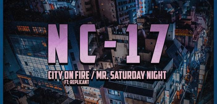 NC-17 - City on Fire/Mr  Saturday + Bonus Film Scores Chat