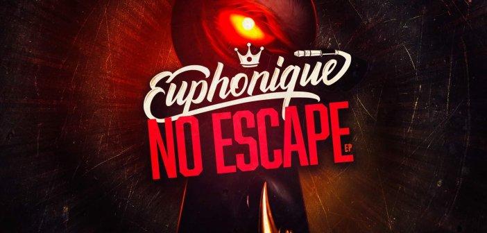 No Escape EP – Euphonique Ft. MC Frost / Mad Rush MC / Guzi [Murky Digital]