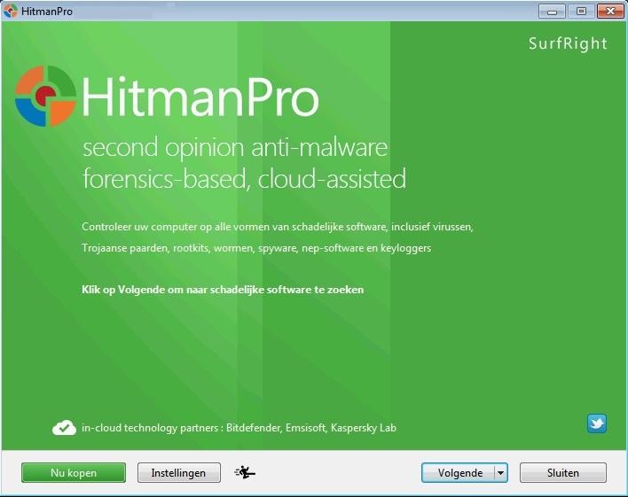 HItmanpro software screenshot