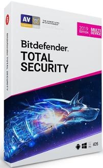 Bitdefender Total Security Multi Device 2019