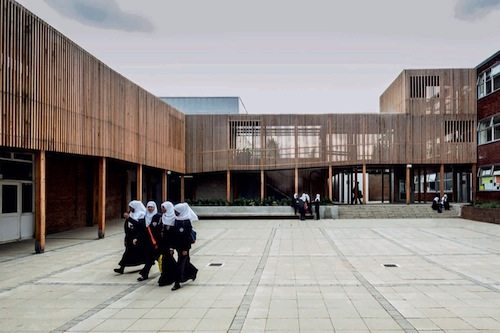 7. Park View School GÇô Birmingham, England