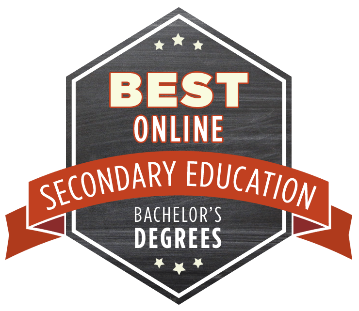10 Best Online Bachelors In Secondary Education Degrees Best
