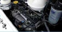Een krachtbron van VM Motori in de Maxus