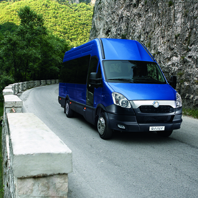 facelift en euro 5 motoren voor iveco daily. Black Bedroom Furniture Sets. Home Design Ideas
