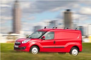 Nieuwe Opel Combo maakt debuut