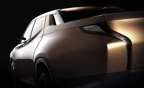 mitsubishi werkt aan hybride pick up. Black Bedroom Furniture Sets. Home Design Ideas
