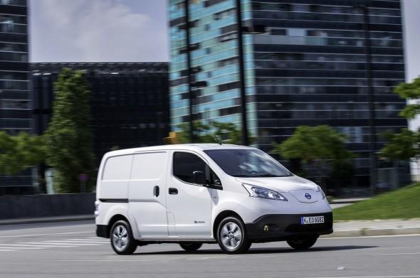 Nissan E Nv200 Elektrische Bestelauto