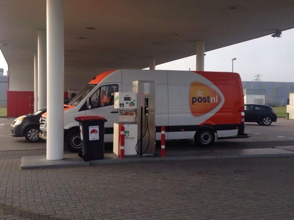 Groengas Sprinter NGT Postnl 01