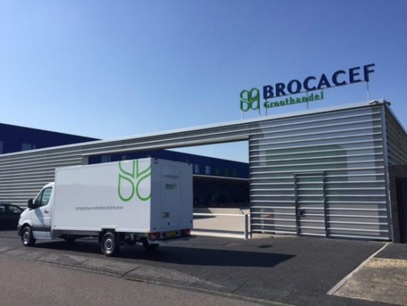 Brocacef voertuig BedrijfsautoRAI