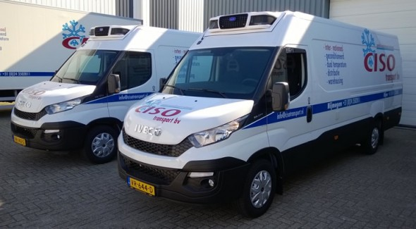Iveco Daily's voor ciso transport002