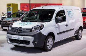 Foto S Renault Presenteert Nieuwe Kangoo Z E En Master Z E