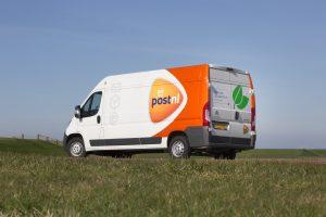 Postnl Rijdt Elektrische Voltia Op Terschelling Bestelauto Nl