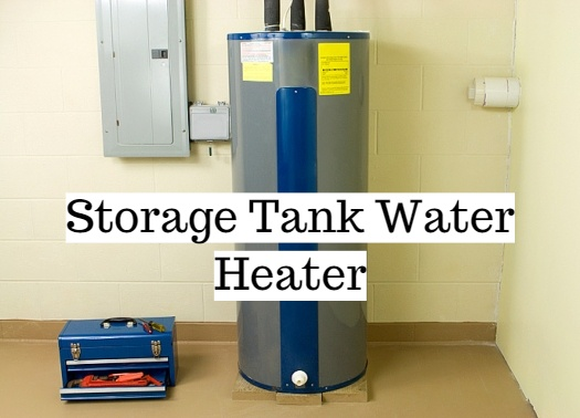 Conventional water heater(storage-tank water heater)Types of Water Heaters