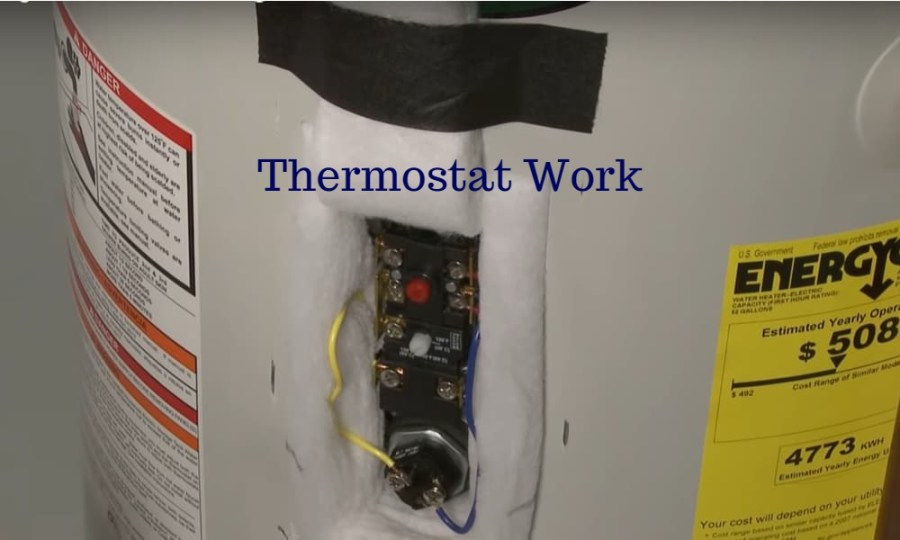 thermostat work