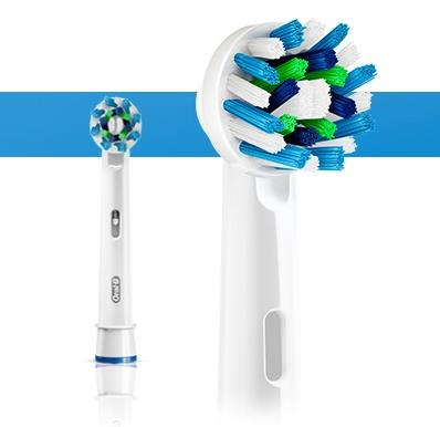 Oral-B CrossAction Replacement