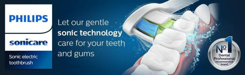 Sonicare tech of ProtectiveClean series