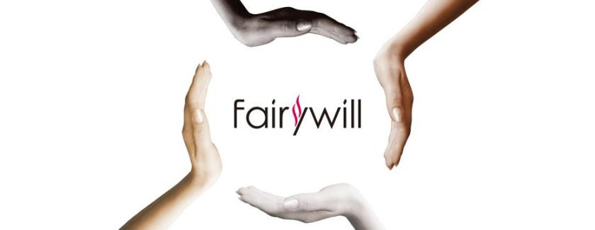 Fairywill electric toothbrush slogan