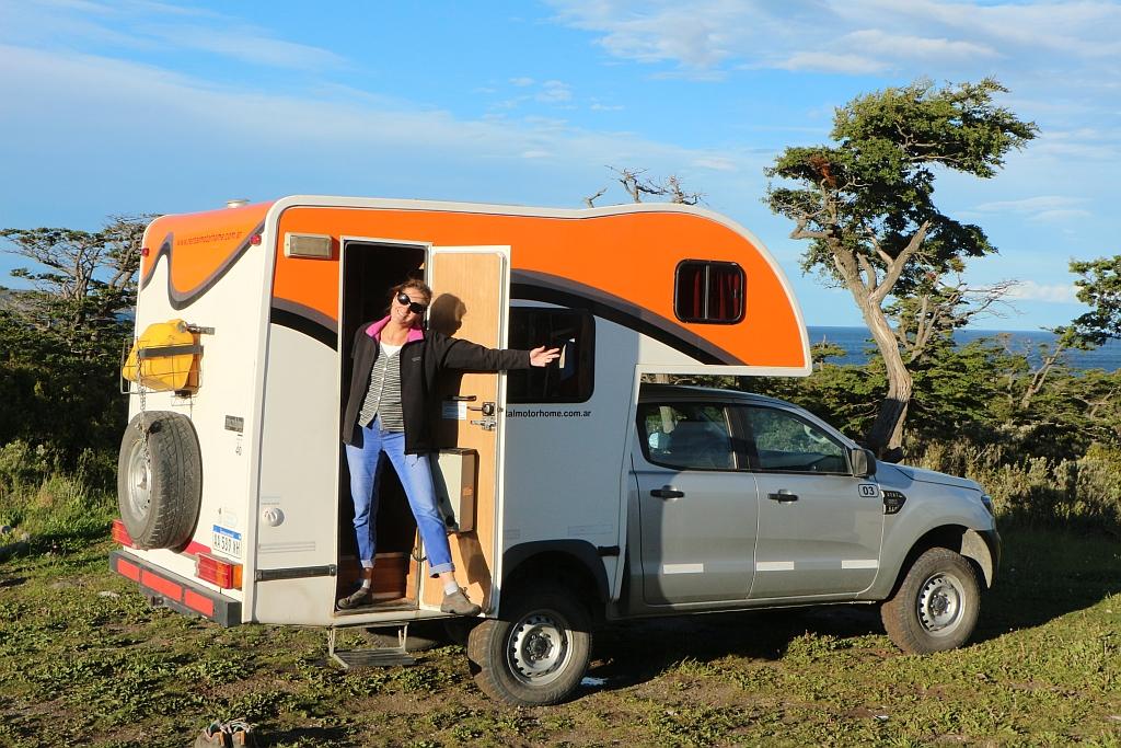 Bestemming Patagonië - Kamperen in Patagonië is reizen in ultieme vrijheid