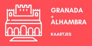 Granada en Alhambra kaartjes