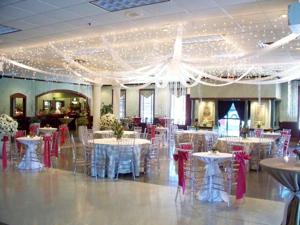 Banquet Hall Ceiling Decorations Billingsblessingbags Org