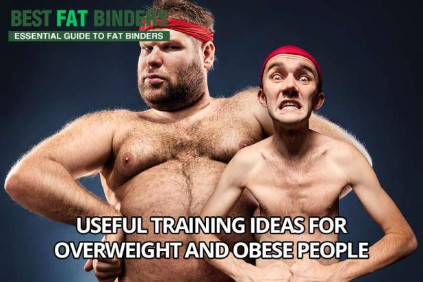 Useful Training Ideas for Overweight and Obese People