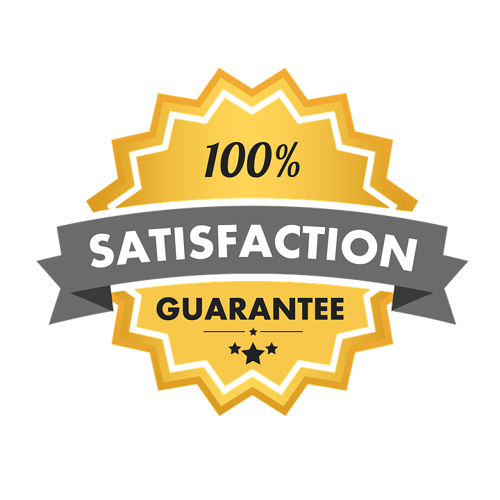a 100 percent satisfaction rating for a fence contractor in San Antonio