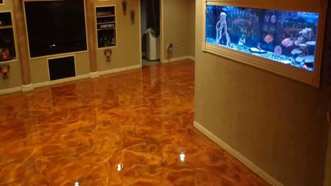 How To Apply Epoxy Floor Coating In Peoria Az Best Floor