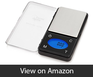 Smart Weigh High Precision Weed Scales